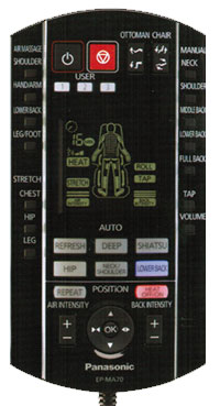 Panasonic EP-MA 70