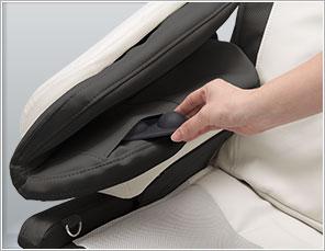 Ghế Massage Toàn Thân  Gia đình ghế Y 3S Takumi FDX-S9000