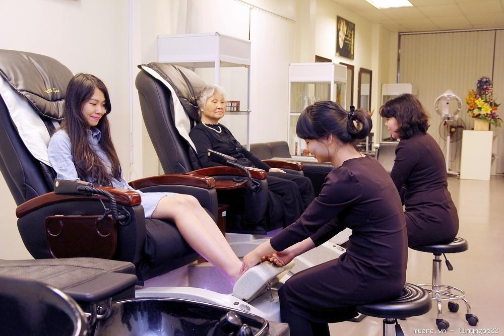 Làm thế nào để chọn ghế massage