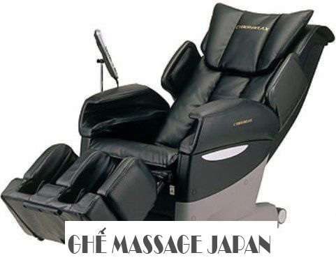 Ghế massage y tế Fujiiryoki