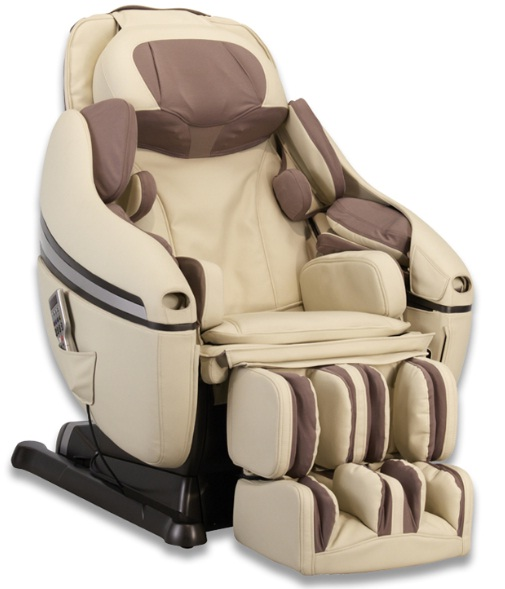 Ghế massage y tế tăng gấp đôi động cơ