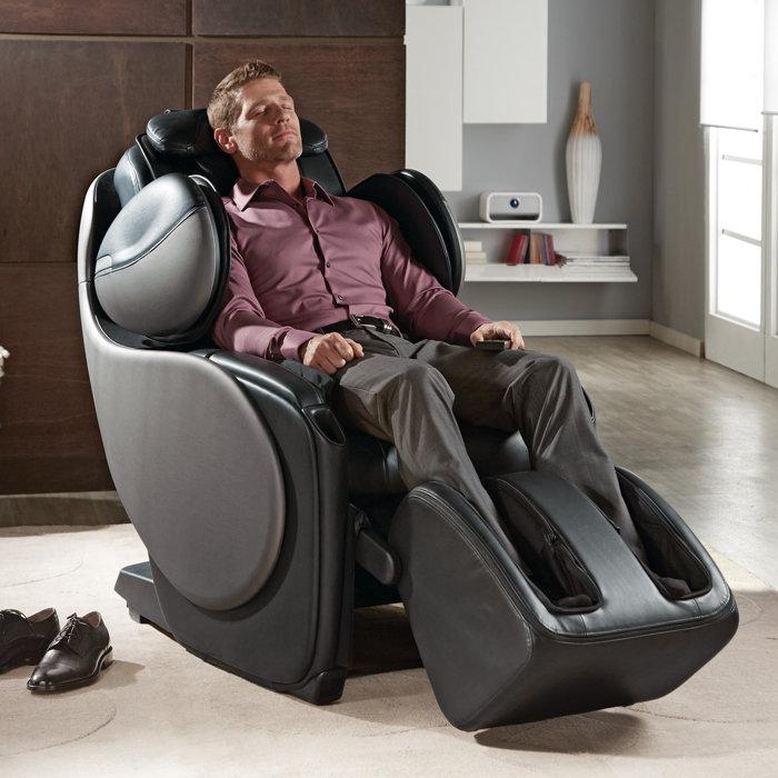 Lơi ích sức khỏe khi dùng ghế massage toàn thân