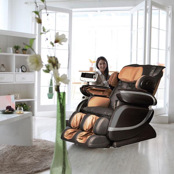 Ghế massage toàn thân, liệu pháp hữu hiệu cho cuộc sống của bạn