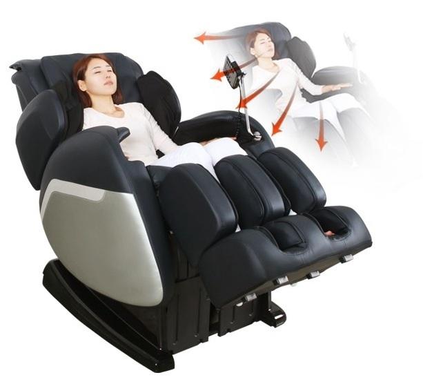 Những lưu ý khi dùng ghế massage