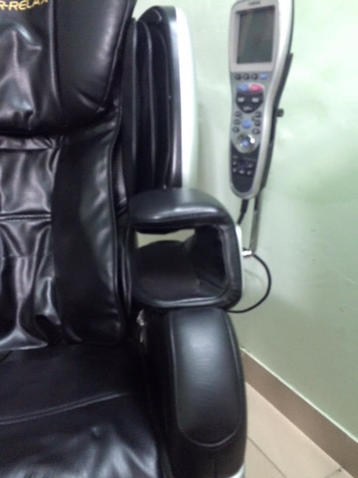 Ghế Massage Nhật Bản-Fujiiryoki as 810